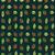 nyár · levelek · sötét · minta · zuhan · zöld - stock fotó © cosveta