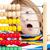 nino · colorido · ábaco · nino - foto stock © courtyardpix