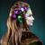 bastante · conto · de · fadas · menina · cabelos · longos · olhos · modelo - foto stock © courtyardpix