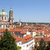 prague - st. nicholas church stock photo © courtyardpix