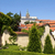 jardim · Praga · República · Checa · casa · edifício · cidade - foto stock © courtyardpix