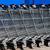 vásárlás · csetepaté · sok · kék · szürke · felfelé - stock fotó © courtyardpix