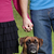 Couple Holding Hands with their Dog  stock photo © courtyardpix