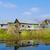 村 · 湖 · 住宅 · 庭園 · 1 - ストックフォト © cozyta