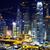 Hong · Kong · stad · nacht · business · gebouw - stockfoto © cozyta