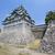 Японский · замок · изображение · облака · здании · пейзаж - Сток-фото © cozyta