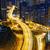 urbanas · paisaje · ocupado · tráfico · Hong · Kong · noche - foto stock © cozyta