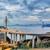 吊り橋 · 香港 · 空 · 水 · 道路 · 風景 - ストックフォト © cozyta