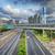 autostrady · most · wygaśnięcia · Hongkong · niebo · budynku - zdjęcia stock © cozyta