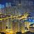 apartamento · edifícios · Hong · Kong · noite · céu · cidade - foto stock © cozyta