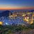 moderna · nocturna · de · la · ciudad · tráfico · Hong · Kong · noche · resumen - foto stock © cozyta