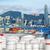 olietanker · Blauw · industrie · schip · olie · chemische - stockfoto © cozyta