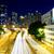 autobús · noche · calle · Hong · Kong · China - foto stock © cozyta