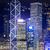 Hong · Kong · noche · puerto · ciudad · barco · horizonte - foto stock © cozyta