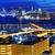 Hong · Kong · noite · edifício · cidade · paisagem · mar - foto stock © cozyta