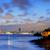 旧市街 · 1泊 · 海 · 美しい · 日没 · 海岸 - ストックフォト © cozyta
