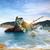 крушение · заброшенный · рыбалки · золото · пляж - Сток-фото © cozyta