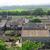 Крыши · дым · риса · пейзаж · Китай · деревне - Сток-фото © cozyta