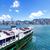 victoria harbor of hong kong stock photo © cozyta