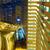 занят · движения · ночь · Финансы · городского · здании - Сток-фото © cozyta