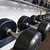 sports dumbbells Сток-фото © cozyta