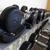 haltères · modernes · sport · club · équipement - photo stock © cozyta