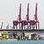 Hong · Kong · vracht · haven · mist · water · Blauw - stockfoto © cozyta