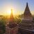 świątyni · złoty · godzina · sceniczny · widoku · starożytnych - zdjęcia stock © cozyta
