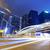stedelijke · landschap · drukke · verkeer · Hong · Kong · nacht - stockfoto © cozyta