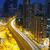 ocupado · tráfego · noite · financiar · urbano · edifício - foto stock © cozyta