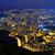 konut · Hong · Kong · gece · Bina · ev · ufuk · çizgisi - stok fotoğraf © cozyta