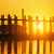 u bein bridge sunset stock photo © cozyta