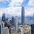 Hong · Kong · affollato · edifici · città · muro · home - foto d'archivio © cozyta