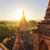 templom · arany · óra · festői · kilátás · ősi - stock fotó © cozyta