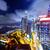 Hong · Kong · linha · do · horizonte · beira-mar · passeio · público · cidade · paisagem - foto stock © cozyta