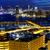 Гонконг · центра · ночь · здании · свет · городского - Сток-фото © cozyta