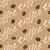 Coffee Beans Seamless Pattern stock photo © creativika