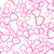 two hearts seamless pattern love wrapping texture stock photo © creativika