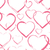seamless pattern with hearts stock photo © creativika