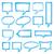 highlighter speech bubbles design elements stock photo © creativika