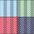 Set of Herringbone Zigzag Seamless Patterns stock photo © creativika