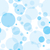 transparent circles seamless pattern stock photo © creativika
