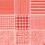 набор · простой · бесшовный · текстуры · зеленый · структур - Сток-фото © creativika
