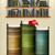 l · betű · klasszikus · könyvek · keményfedeles · betűrendes · könyvborító - stock fotó © creator76