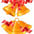 christmas bells with bow stock photo © creator76