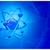 átomo · núcleo · ilustración · azul · electrón · Shell - foto stock © creator76