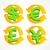 иена · доллара · евро · признаков · изолированный · знак - Сток-фото © creator76