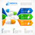 medical pill infographic on white stock photo © creator76