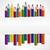 cor · lápis · branco · papel · madeira · criança - foto stock © creator76