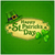 st patrick day green poster stock photo © creator76